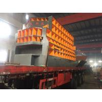 Wholesale Scrap Metal Automatic Shear Machine Control Carried Out By Grabber Crane Operator from china suppliers