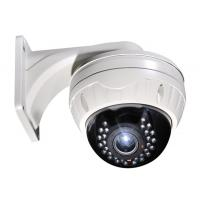 Wholesale 720P HD Outdoor Dome CCTV Cameras Progressive Scan , Wide Angle from china suppliers
