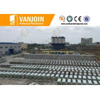 Wholesale Insulated Precast Concrete EPS Sandwich Panels , Fireproof  Buildling Panels from china suppliers