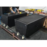 "Wholesale Powerful Three - Way Dj Sound Box 1200 Watts RMS Double 15""  Passive Full Range Speakers from china suppliers"