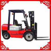 Wholesale 3T diesel Forklift truck CPCD30 from china suppliers