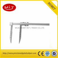 Wholesale ST181 Long jaw vernier calipers,level measurement instruments,stainless steel caliper from china suppliers
