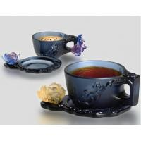 Wholesale Handblown glass bowls / glass dishes / Handblown glass cup ,DJ-12006 from china suppliers