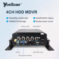 Wholesale 4CH HDD Mobile DVR SD Card CCTV Mobile DVR With H.264 DVR Admin Password Reset from china suppliers