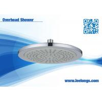 Wholesale 8 Inch Bath Waterfall rainfall shower heads Overhead handheld from china suppliers