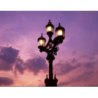 Quality Best china cheapest lighting poles customized seamless street light pole for sale