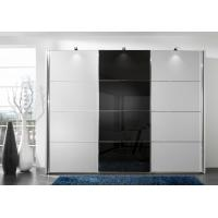 Wholesale wooden wardrobe with sliding doors, closet from china suppliers