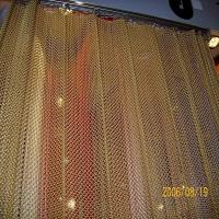 Wholesale Decorative Mini Chain Link Mesh Curtain / Window Curtain from china suppliers