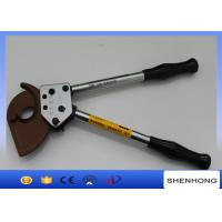 Wholesale Cutting Tools J13 Ratchet Cable Cutter Used In Overhead Line Consruction from china suppliers