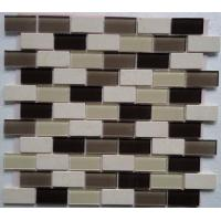 Wholesale Glass Mix Stone Mosaic (NM-112147) from china suppliers