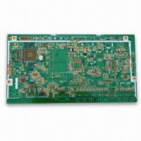 Wholesale Multilayer PCB with 4L, OSP Surface Finishing with Impedance Control from china suppliers