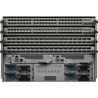 Wholesale 3 Layers Cisco Nexus 9504 Switch , Cisco Nexus 9504 Datasheet With 4 Linecard Slots N9K-C9504 from china suppliers