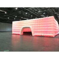 Wholesale Decoration Large Waterproof Light Up Inflatable Tent Used In Wedding from china suppliers