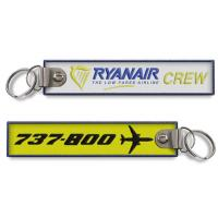 Wholesale Ryanair B737-800 Crew Embroidered Tag from china suppliers