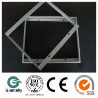 Quality 6000 series aluminium pv solar panel frame for sale