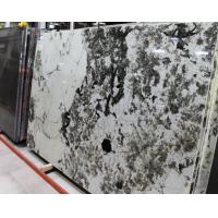 Wholesale Elegant Aspen White Granite Stone Slab Countertop Stone Vanity Tops from china suppliers