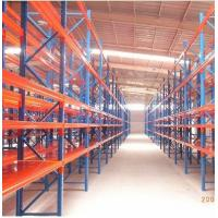 Wholesale Multi-Tier Industrial Industrial Pallet Racking / 88*66*2.0 mm Uprights from china suppliers