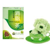 Wholesale Japan Lingzhi detox tea for body slimming and fat lossing from china suppliers