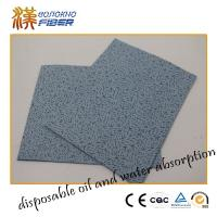 Quality Disposable Cleaning Towels Spunlace Non Woven Fabric Products High Tensile Strength for sale
