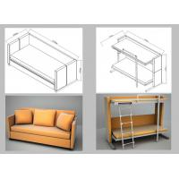 Wholesale Multifunctional Transformable Sofa Bed Sofa Bunk Bed For Small Appartment from china suppliers