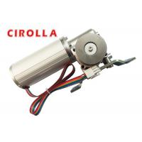 Wholesale Round Brushless DC Motor Silent Work For Heavy Duty Sliding Door operator , 24v brushless motor from china suppliers