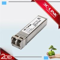 Wholesale 3.3V Power Duplex Fiber Optic Transceiver Module For Datacom / Storage Area Network from china suppliers