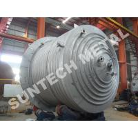 Wholesale 316L Stainless Steel Chemical Processing Equipment with Half Pipe from china suppliers