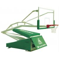 Wholesale Free Standing Hydraulic Basketball Goal Systems Acid - Resistant 3.05m Ring from china suppliers