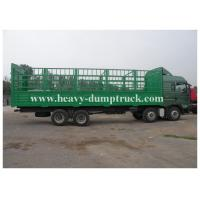 Wholesale Heavy Duty Lorry Cargo Vehicles Sinotruk Howo 8x4 with Euro II Emission 45 ton from china suppliers