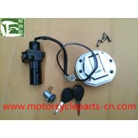 Buy cheap Motorcycle Oil Tank Zinc Alloy Cap Fuel Locking sets for Bajaj NS 200cc from wholesalers