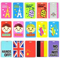 Wholesale 2014 Selling luggage tag hot from china suppliers