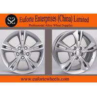 Wholesale 15 inch Hyper Silver US Wheel For Focus  Replica Aluminum Alloy Wheels For Ford from china suppliers