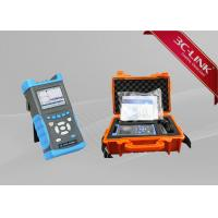 Wholesale Lightweight Mini OTDR Test Equipment , Hand Held Power Meter Fiber Optic Test Tools from china suppliers