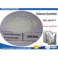 Wholesale 99% Purity Muscle Gain and Weight Loss Testosterone Steroid Testosterone Enanthate / Test E from china suppliers