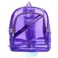 Wholesale 0.2MM 25 * 30cm purple yellow Inflatable Handbag durable and eco-friendly from china suppliers