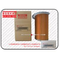 Wholesale Isuzu Filters Truck 6WF1 Oil Filter Element from china suppliers