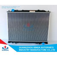 Wholesale Cooling Effective Aluminium Car Radiators For Mitsubishi L400 / Space Gear ' 94 from china suppliers