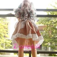 Quality Silicone Sex Doll Cosplay Sex Toy Girl Doll 145cm Adult Real Sex Dolls for sale