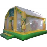 Wholesale Simple design inflatable bounce house , cheap inflatable bouncer from china suppliers