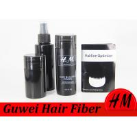 Wholesale 2nd Generation Hair Filler Powder , Anti Hair Loss Fibers For Hair Styling from china suppliers