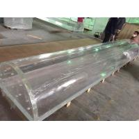 Wholesale Customized Transparent Big Acrylic Aquarium Tanks Eco - friendly from china suppliers