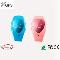 Wholesale Mini Personal GPS Tracker With Sos Panic Button , Tracking Devices For Kids from china suppliers