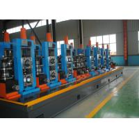 Wholesale Straight Seam Mild Steel Small Pipe Making Machine ERW High Frequency from china suppliers