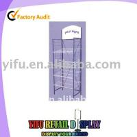 Wholesale 4 Trays Bread Floor Display stand from china suppliers