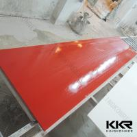 Buy cheap Artificial stone acrylic solid surface sheet artificial marble sheet from wholesalers