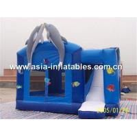 Wholesale Dolphin Inflatable Amusemnet Park Combo for Game from china suppliers