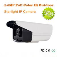 Wholesale IMX291 CMOS Starlight IP Camera 2.0 Megapixels Waterproof IP Camera from china suppliers
