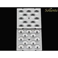 Wholesale TYPE III Led Lens Array , 12 Watts SMD 3030 Osram Led Street Light Fittings from china suppliers