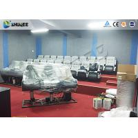 Buy cheap Holiday Enjoyable 7D Movie Theater For Family And Teenagers With Interactive Exciting Experience from wholesalers