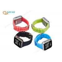 Wholesale Personal Child Wrist GPS Tracking Device Watch Free Software APP Web Platform from china suppliers